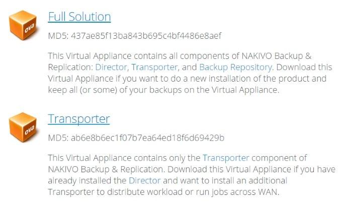 Altaro and Nakivo VM Backup Review 06