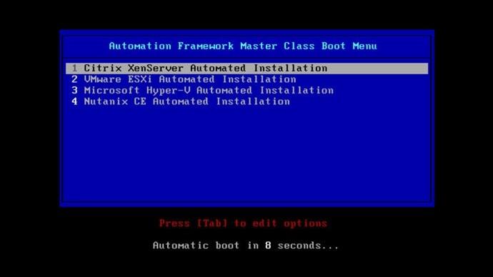 Automatically Install VMware ESXi 6.7