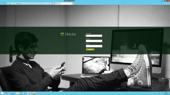 Citrix Director Custom