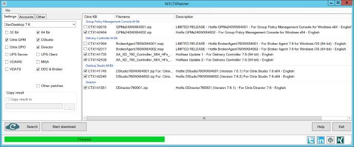 Citrix Hotfixes 04