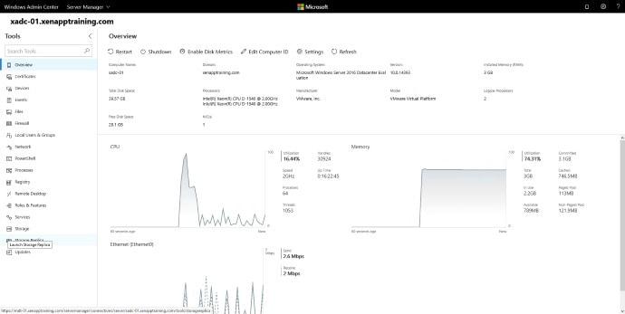 citrix on server core
