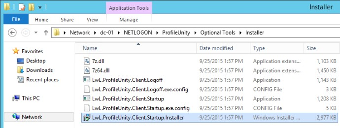 Getting Started with Liquidware Labs 13