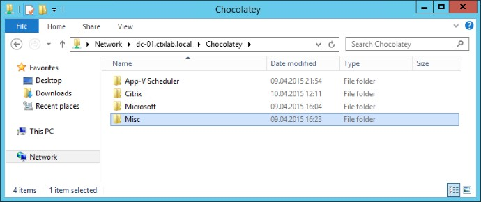Getting Starter with Chocolatey and Boxstarter 04