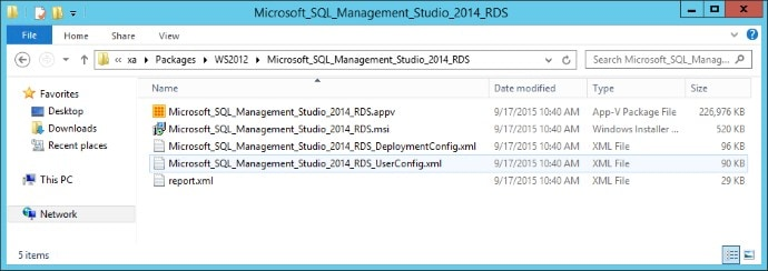 Sequencing SQL Management Studio 2014 09