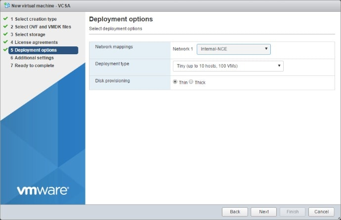 The Fastest Way to VMware vCenter Server Appliance (VCSA)-06