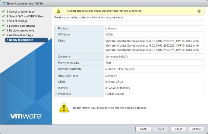 The Fastest Way to VMware vCenter Server Appliance (VCSA)-10