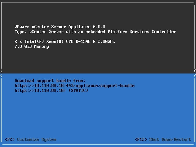 The Fastest Way to VMware vCenter Server Appliance (VCSA)-11