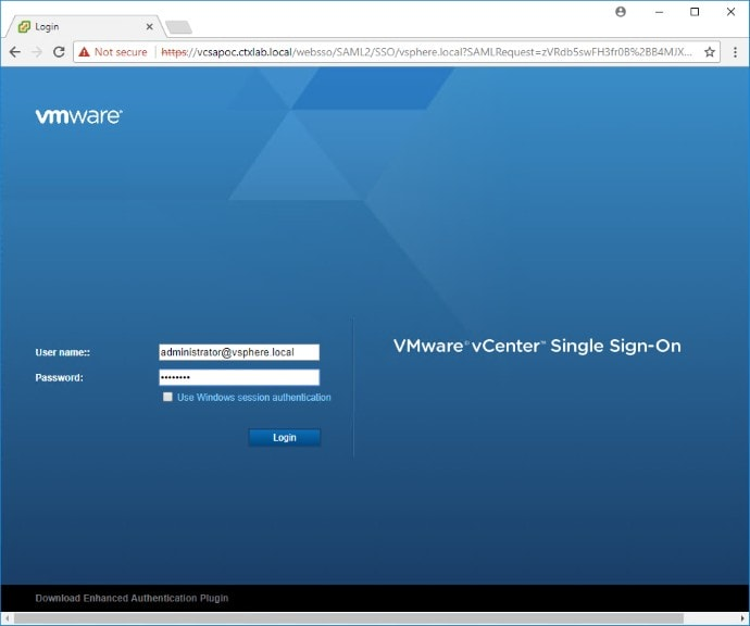 Automatically Deploy VMware