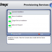 Citrix Provisioning Services 5.6 – What's New