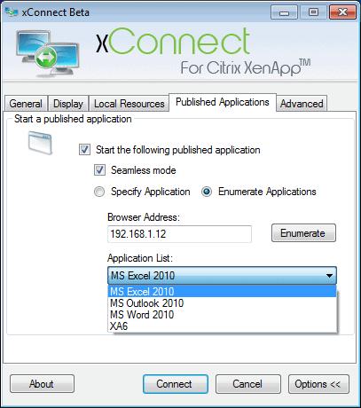 how to change password in citrix xenapp
