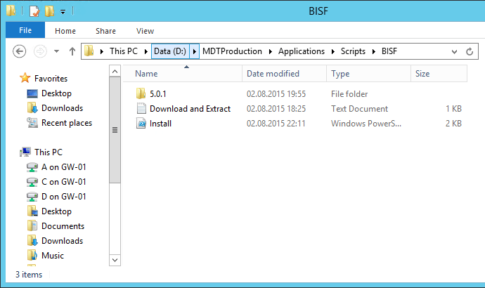 Automating Citrix PVS Image Creation with MDT 07