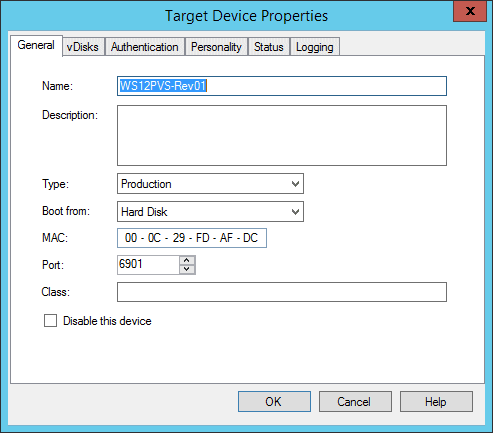 Automating Citrix PVS Image Creation with MDT 10