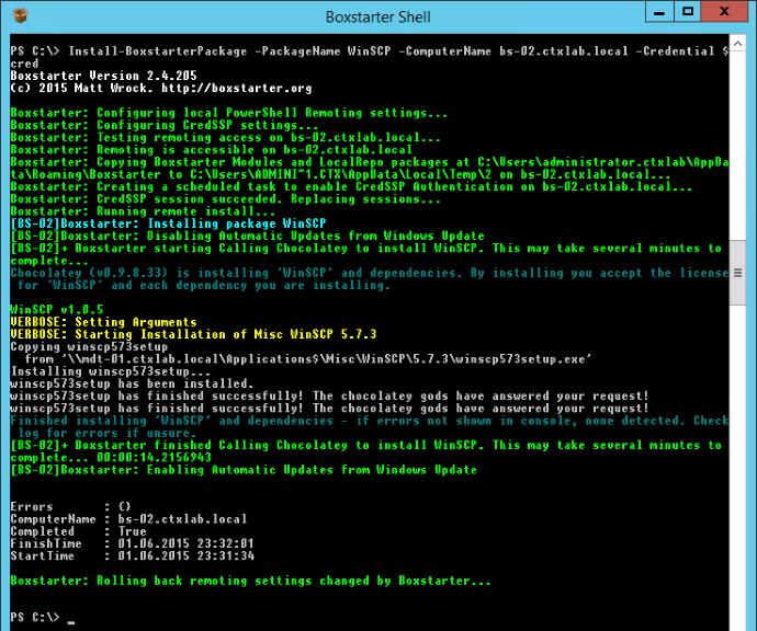 Automation and Optimization 07