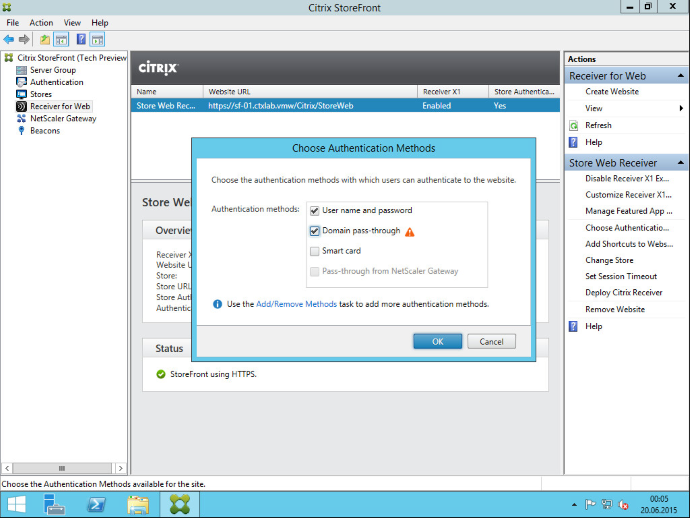 Bulletproof Guide to Citrix Receiver Start Menu Integration 03