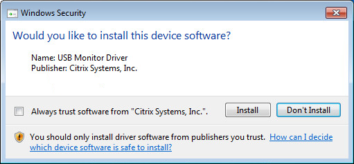 Bulletproof Guide to Citrix Receiver Start Menu Integration 06