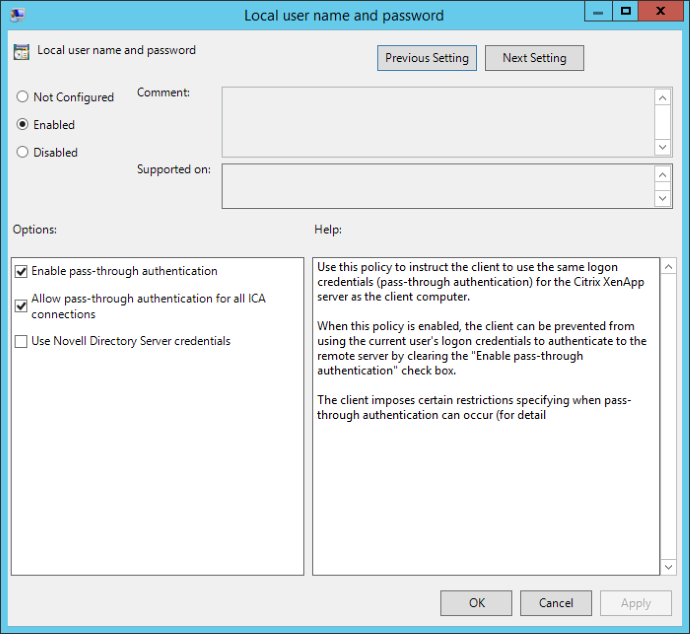 Bulletproof Guide to Citrix Receiver Start Menu Integration 10