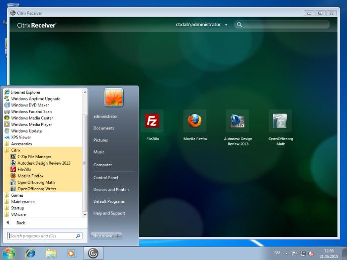 Bulletproof Guide to Citrix Receiver Start Menu Integration 16