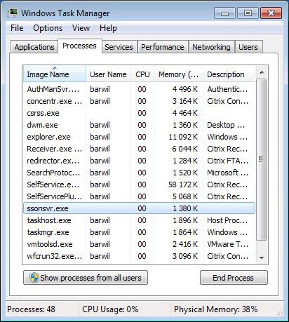 Bulletproof Guide to Citrix Receiver Start Menu Integration 17