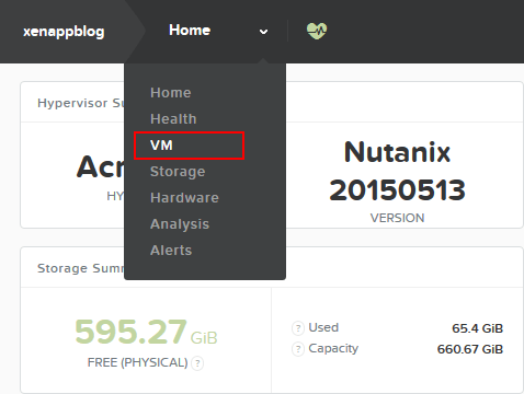 Create VM On Nutanix Community Edition 02