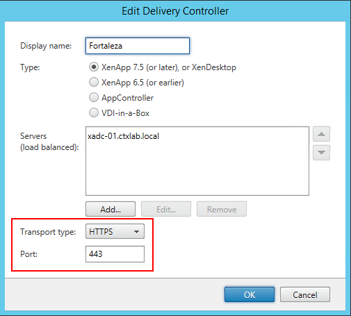 Edit Delivery Controller
