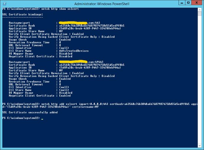 Netscaler ADFS Proxy 10