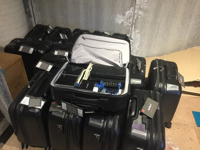 Portable Data Center For Carry On - xenappblog