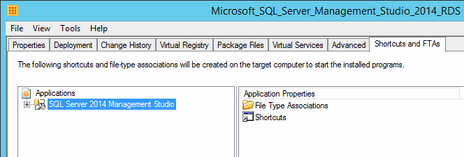 Sequencing SQL Management Studio 2014 08